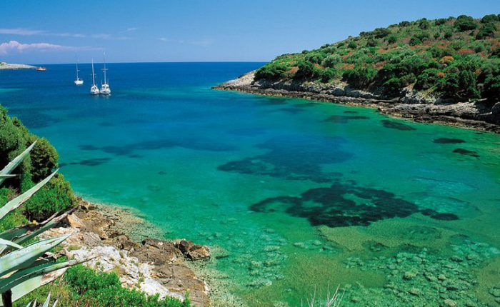 Sailboat Holiday Giannutri Tuscan Archipelago