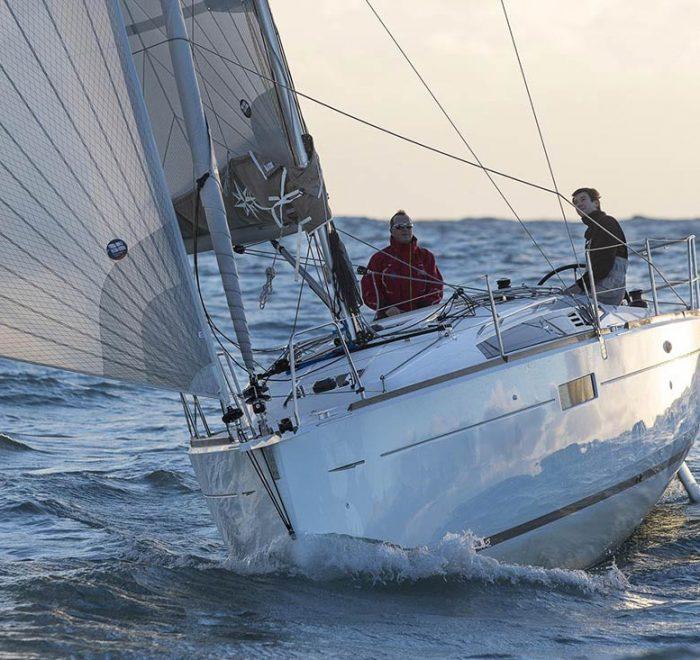 Sailboat rental TuscanyPunta Ala Sun Odissey 349 2018