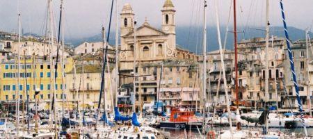 Sailboat Holiday Corsica Bastia Coast