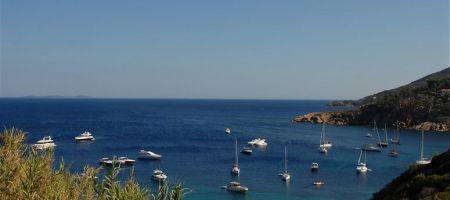 Sailboat Holiday Tuscan Archipelago Giannutri Capraia Giglio Island