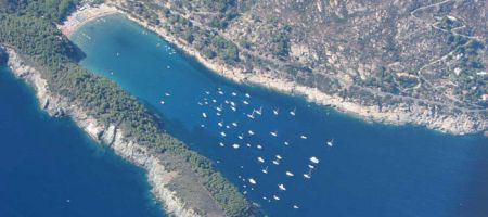 Sailboat Holiday Tuscany Fetovaia