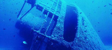 Sailboat Holiday Tuscany Wreck Pomonte